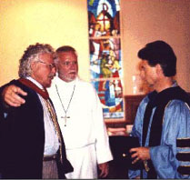 Andrew Hill, Robert E. Webber and Darrell Harris