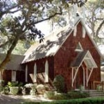 Exterior of the Historic Chapel of Grace Episcopal Church