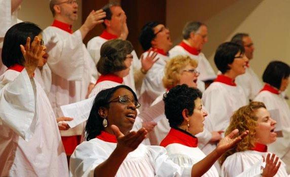 The IWS Choir