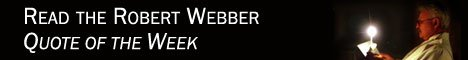 Read the Webber Quote of the Week