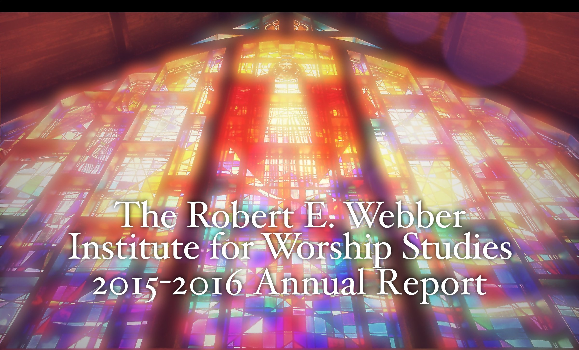 IWS - 2016 Fiscal Year Annual Report