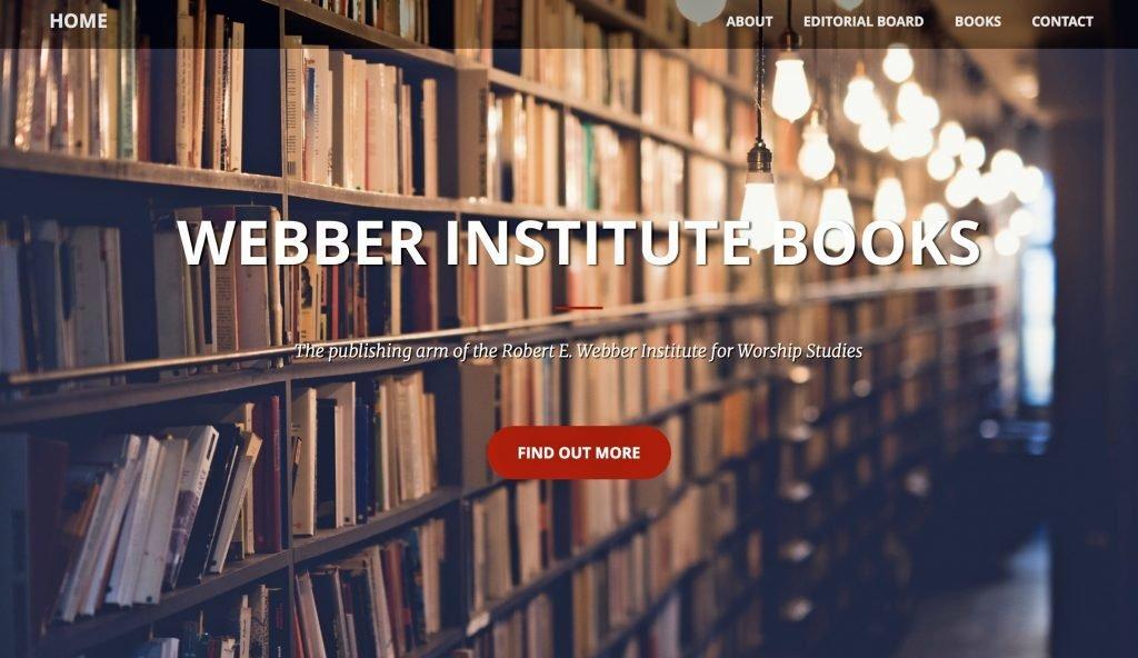 Webber Institute Books
