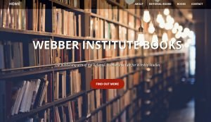 Webber Institute Books