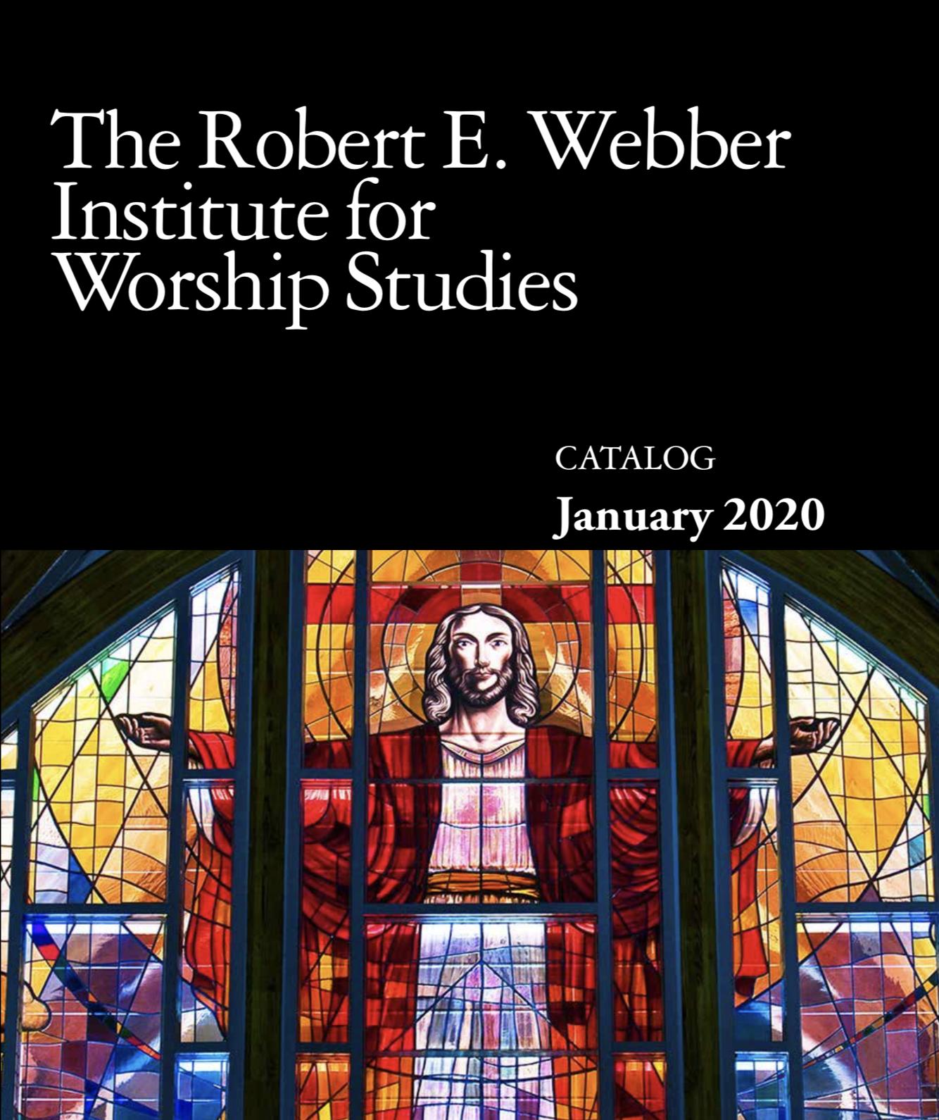 2020 January Catalog Cover