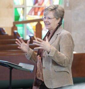 Nancy Nethercott Teaching
