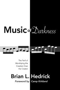 """Music of Darkness"" book cover"